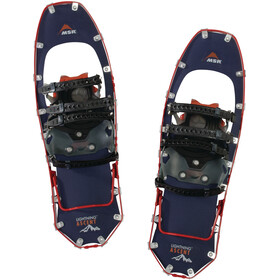MSR Lightning Ascent 22 Snowshoes Women Raspberry